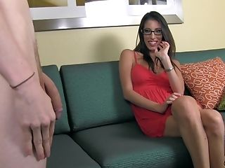 Dirty Matures Dava Foxx Takes A Giant Dick In Her Forearms And Mouth