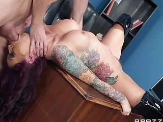 Rear End Style On The Table Is Something That Monique Alexander Can't Leave Behind