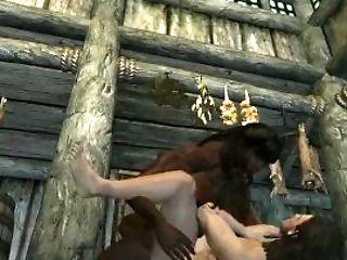 Three Dimensional Succubus Amazon Demoness Giantess Agathicka Pt4 Skyrim Reverser8p Female Domination