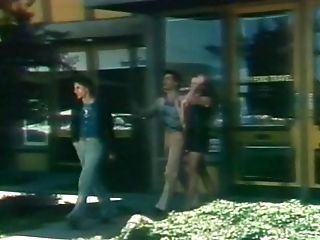 Sharon Thorpe And Constance Money In 70's Clip