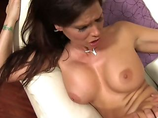 Tattooed Syren De Mer Gets Fucked By A Friend While Her Tits Bounce