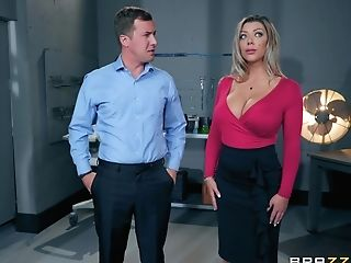 Karma Rx And Her Bitchy Matures Ladies Team Up On One Lucky Dick